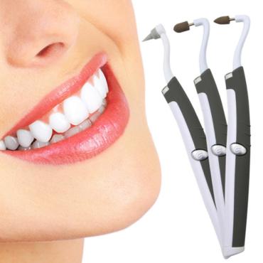 شکل دادن مینای دندان
